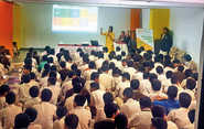 Cyber Safety Campaign Held