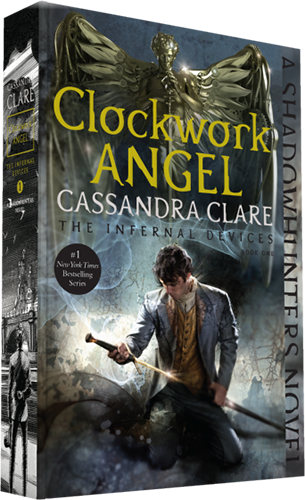 Bhavana's Review Of  'Clockwork Angel '