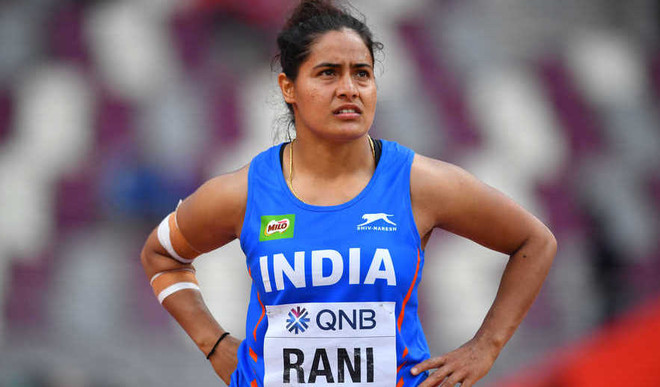 Annu 1st Indian Woman In World Javelin Final