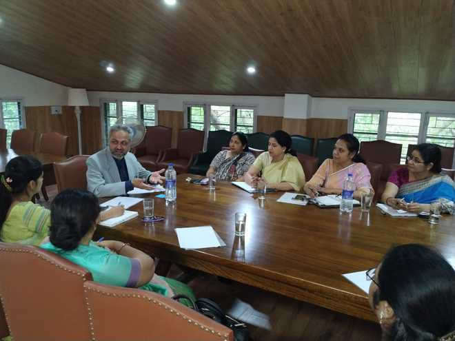 Lead Collaborator School Conducts HoL Meeting