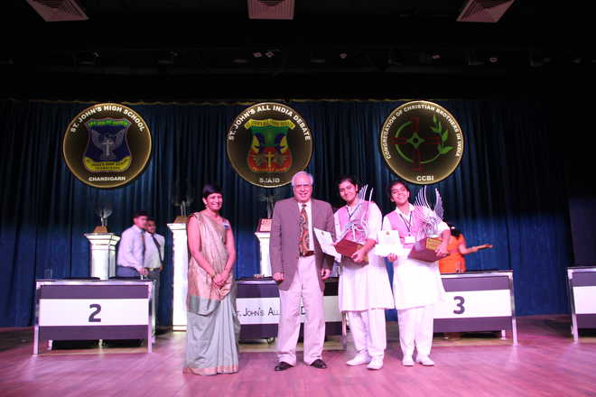 All India Debate Competition Concludes