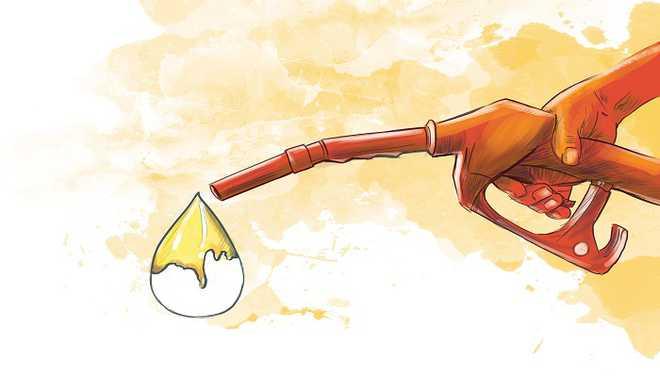 Piyush: Start Saving Fuel For Better Environment