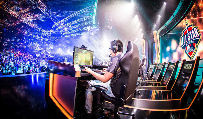 Rise Of E-Sports: How Gaming Is Evolving
