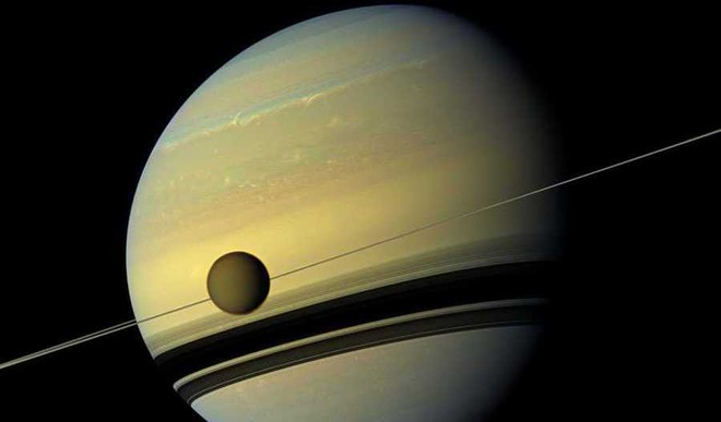 Saturn Overtakes Jupiter With Most Moons