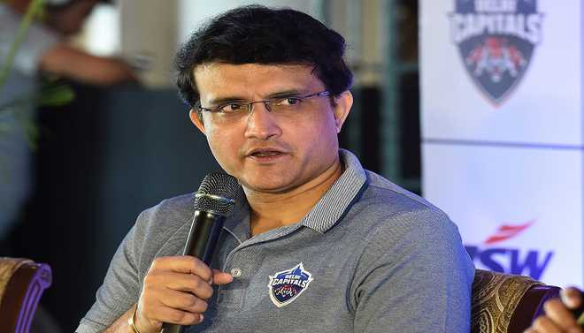 Ganguly To Be The President Of BCCI