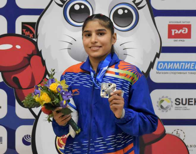 Rani of Indian boxing, and the queen of world gymnastics