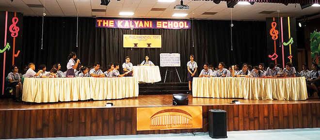 Parliamentary Debate At School