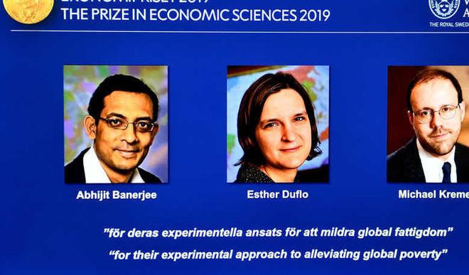 Indian-American, 2 Others Win Economics Nobel
