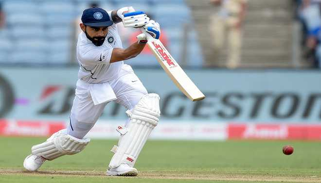 Kohli Closes In On Smith In Test Rankings