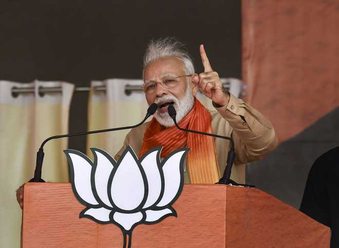 India will not allow water to flow to Pak: PM