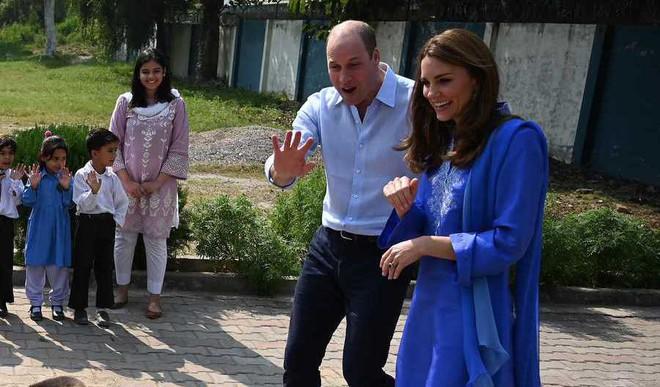 Prince William Remembers Diana In Pak