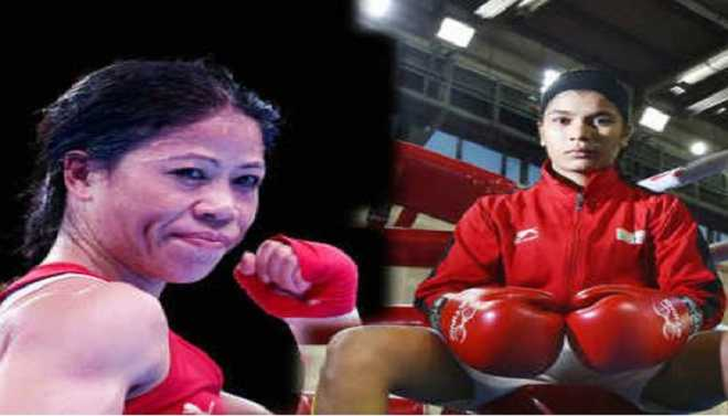 Need A Chance Against Mary Kom: Zareen