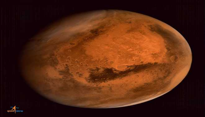 Mars Once Had Salt Lakes