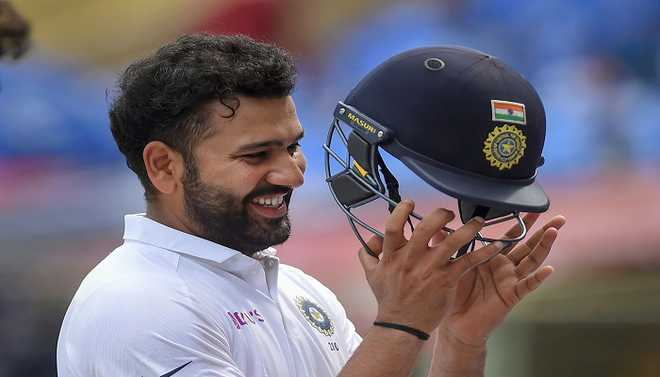 Has Rohit Cemented His Position As A Test Opener?
