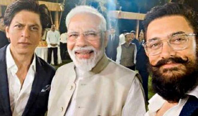 Popularise Bapu's Ideals: PM To Filmstars