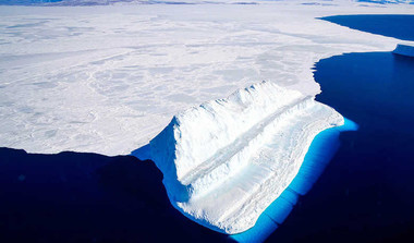 Antarctic Ice Sheets Are Releasing Radioactive Chlorine