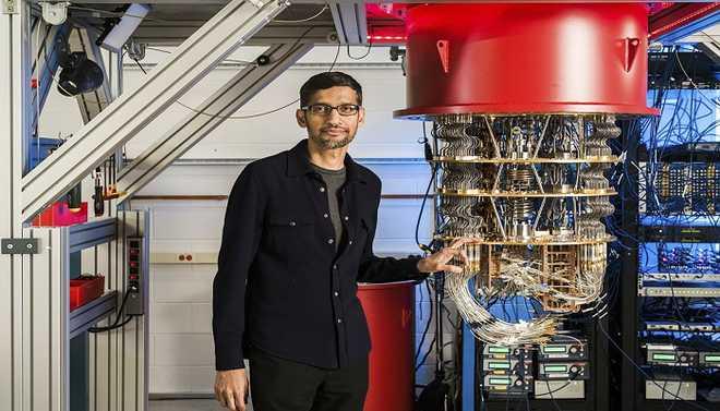 Google Develops Blazing Fast Computing