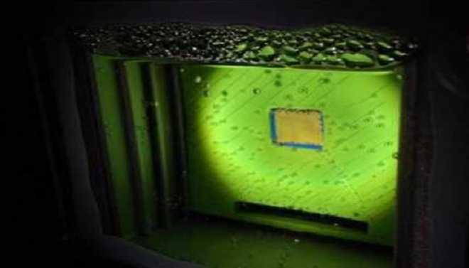 'Artificial Leaf' Produces Clean Gas