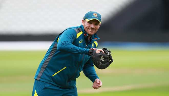 Finch Backing Agar To Become T20 'Finisher'