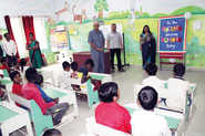 Darshan Academy Inaugurates Literacy Classes For Underprivileged