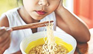 'Instant-Noodle Diet Is Harming Asian Children'