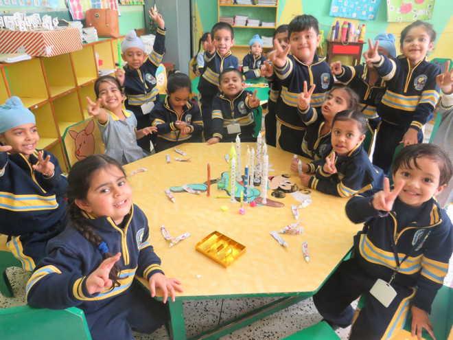 Children Learn More About Langar Pratha