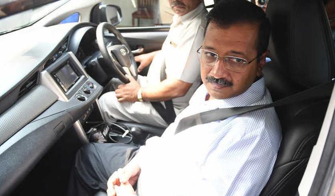Kejriwal's Idea: Convert Stubble Into CNG