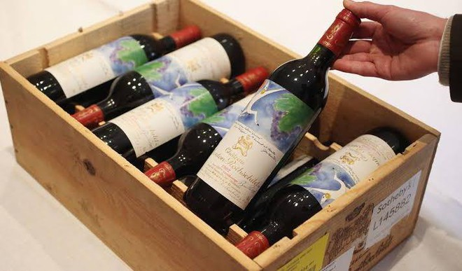 Why 12 Wine Bottles Have Been Sent To Space