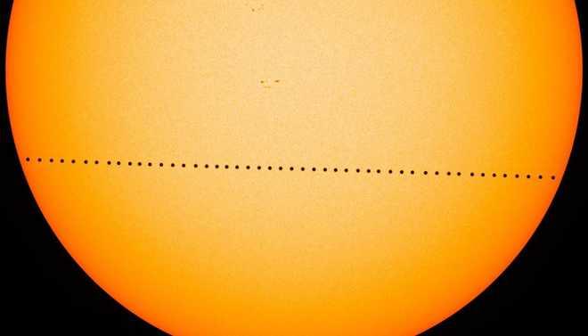 Mercury To Put A Rare Celestial Show