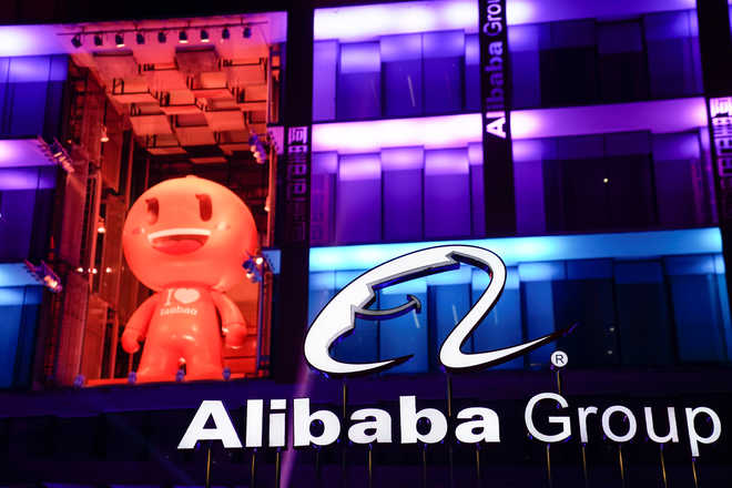 Alibaba's Singles' Day sales hit $10 bn