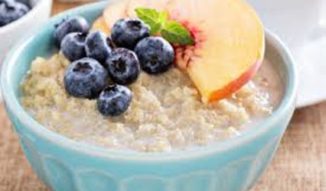 Healthy Tasty Quinoa Porridge