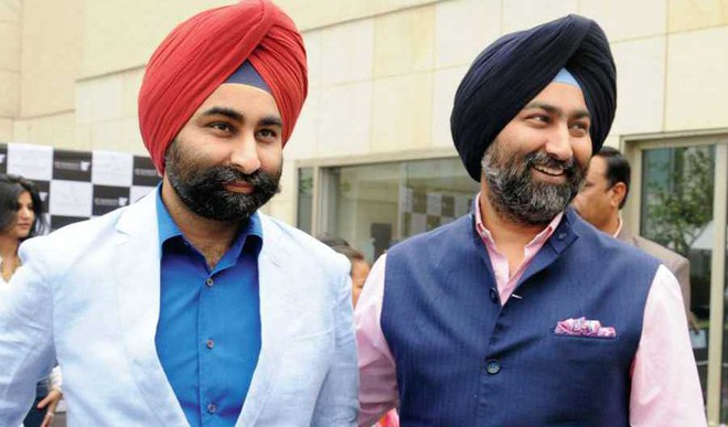 SC Holds Singh Brothers Guilty Of Contempt