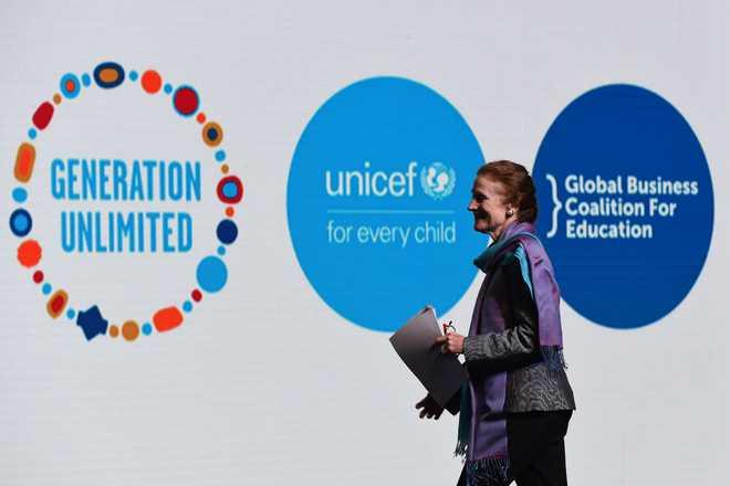 Prepare Youth for Future Jobs: Unicef Chief