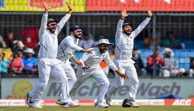 Kohli's India Enjoying Test Success At 'Pace'