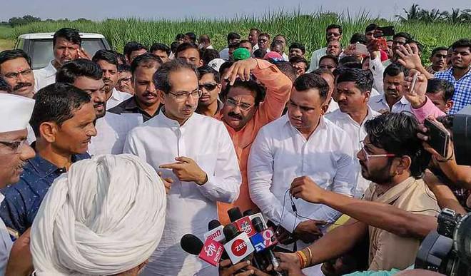 Finally, a Govt in Maharashtra, May Be...