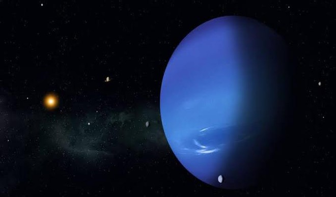 Neptune's Moons 'Dance' To Avoid Collision