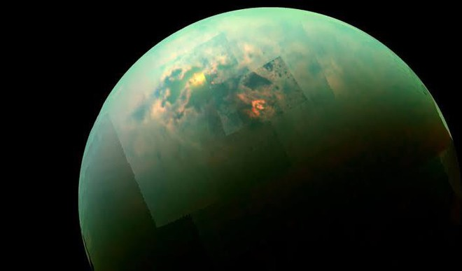 'Possibility Of life': Saturn's Moon Mapped