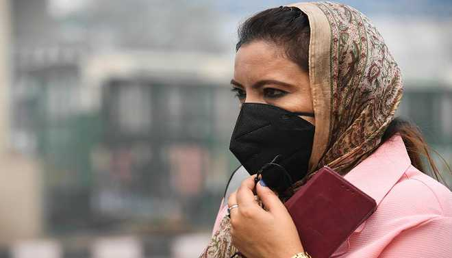 Pollution Causing A Rise In Skin Problems