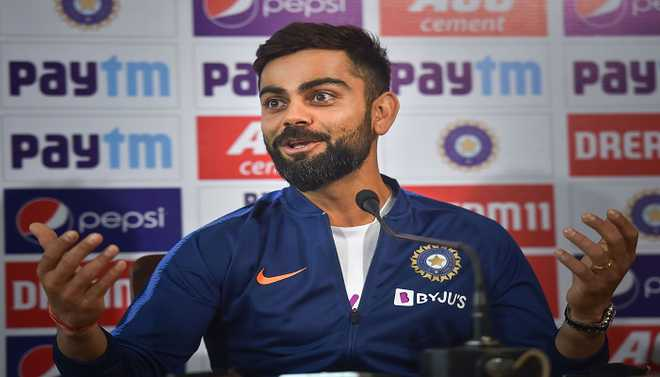Can't Have Tests Just For Entertainment, Says Kohli