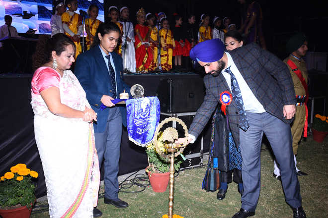 Annual Day Show Pays Tribute To Role Of Mother