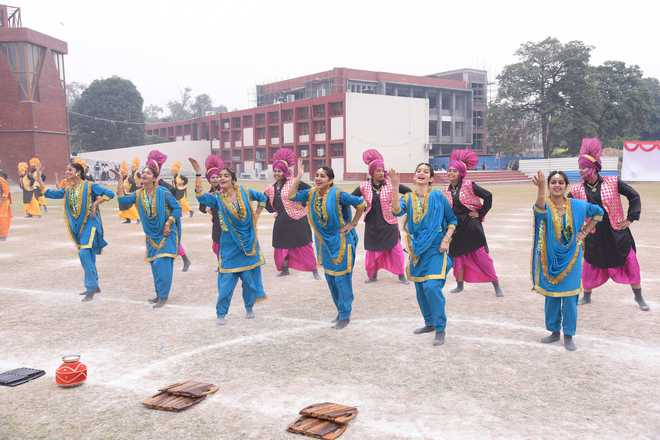 Chief Guest Advises Youngsters To Counter Stress With Sports