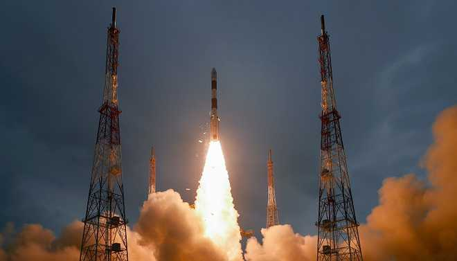 India Touches 310 Foreign Satellite Launch-Mark
