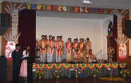 APS Barrackpore hosts Youth Festival