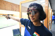 Manu Bhaker wins gold in World Cup Finals