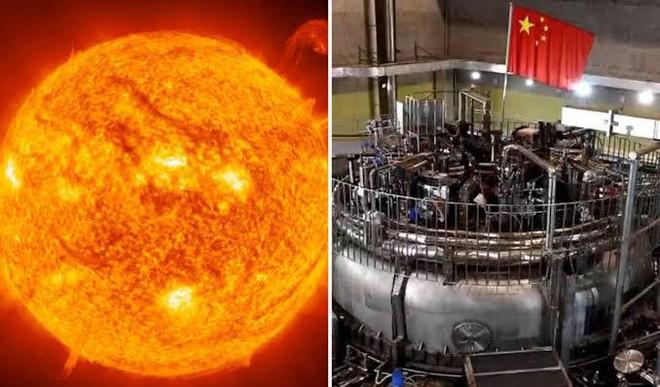 China Has Built An Artificial Sun!