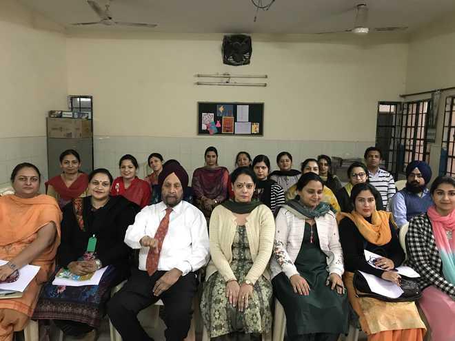 Maths Teachers Attend Workshop