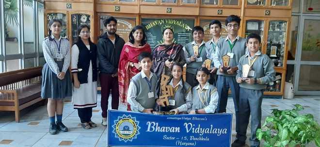 School Team Wins Sambhang Natyotsav Drama Festival