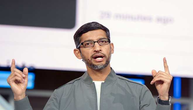 Pichai Replaces Page As Alphabet CEO
