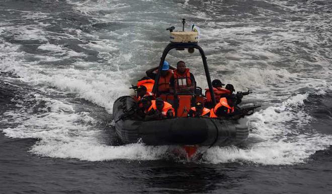 Pirates Abduct 18 Indian Sailors In Nigeria