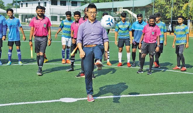 Bhaichung Bhutia kick-starts GPS Super Slam
